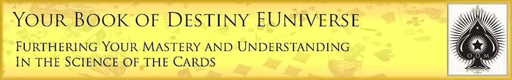 Book of Destiny EUniverse